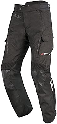 fac534fc Amazon.com: Alpinestars Andes V2 Men's Street Pants - Black/Large:  Automotive