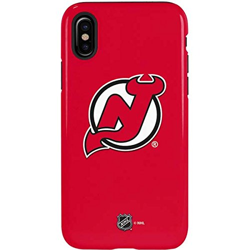 Image Unavailable. Image not available for. Color  New Jersey Devils iPhone  X Case ... 4d0a41bf7