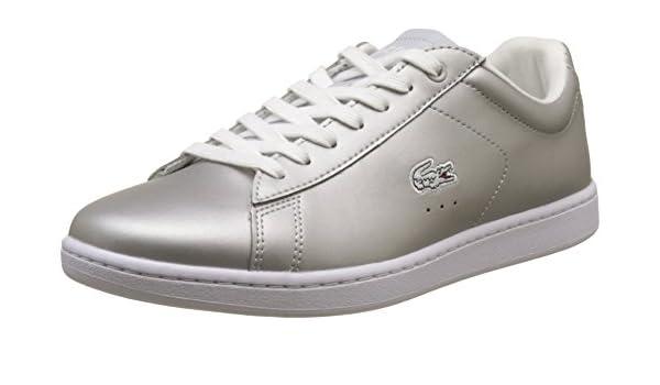 Lacoste Sport Carnaby EVO 117 3, Entrenadores Bajos para Mujer, Gris (Lt Gry), 39 EU: Amazon.es: Zapatos y complementos