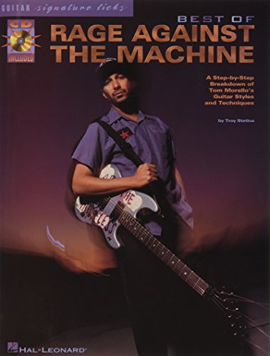 (Best of Rage Against The Machine (Signature Licks))