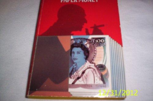 Paper Money By Ken Follett Paperback 1987 (Ken Follett Paper Money)