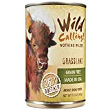 Wild Calling Grassland Buffalo Can Dog Food, My Pet Supplies
