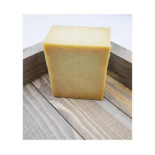 - Olive Oil Soap Bar - 100% Pure Natural & Artisan Crafted Quality  (Single Bar)