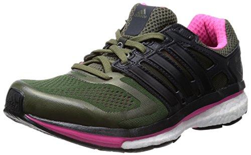 adidas Supernova Glide 6 W, Chaussures de running Damen Grün