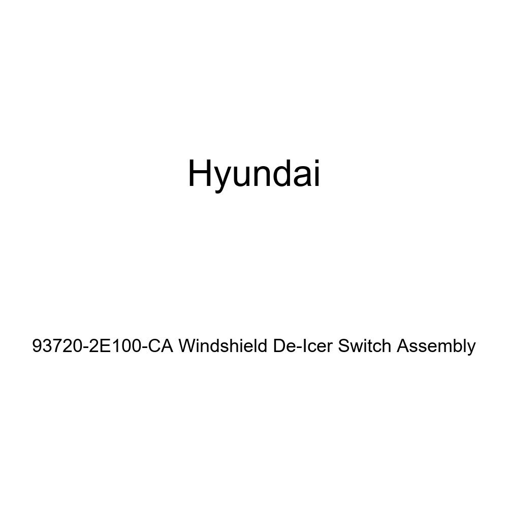 Genuine Hyundai 93720-2E100-CA Windshield De-Icer Switch Assembly by HYUNDAI