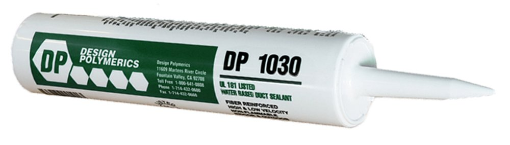Speedi-Products AC-DMS T Water Base Duct Mastic Sealant Tube 10.3 ounces