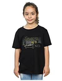 The Doors Girls Riders On The Storm T-Shirt 3-4 Years Black