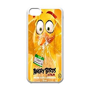 Dacase iPhone 5C Cover, Angry Birds Custom iPhone 5C Case