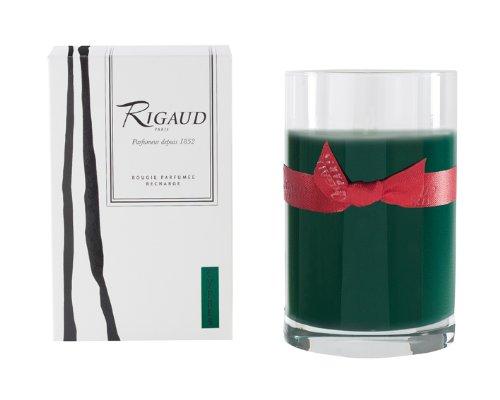 Rigaud RGM287785 Recambio Vela Perfumada, Aroma a Ciprés, Color Verde