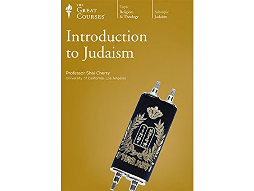 The Great Courses: Introduction to Judaism pdf