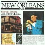Sounds Of New Orleans, Vol.8: At Lenfant's Lounge by Sharkey Bonano (1994-12-14)