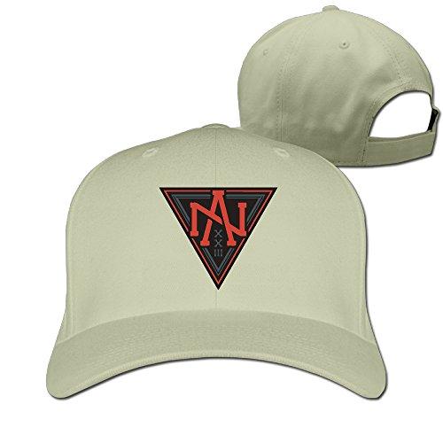 Unisex North America 2016 World Cup Of Hockey Logo Adjustable Hat
