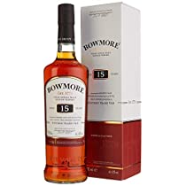 Bowmore 15Y Whisky Darkest Malt - 700ml