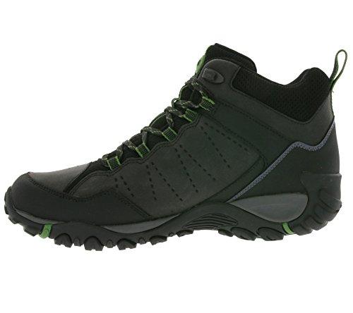 Merrell Concordia Mid Waterproof Hombres Zapatos Negro j307999C