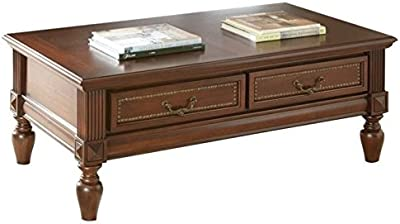 Amazon Com Ethan Allen Morley Coffee Table Hastings