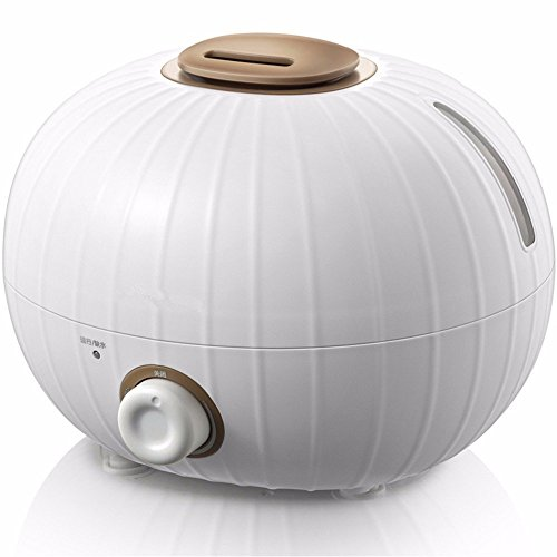 HOMEE Humidifier home mute office aromatherapy machine purification baby pregnant air woman bedroom mini humidifier,White by HOMEE