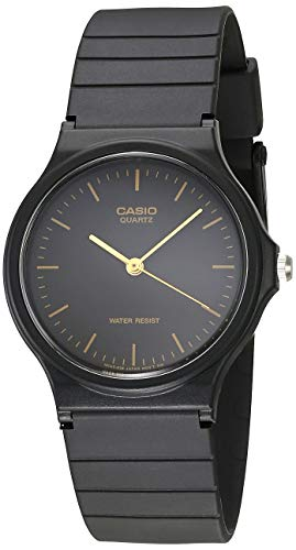 - Casio Men's MQ24-1E Black Resin Watch