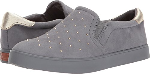 Original Collection by Dr. Scholl's Women's Scout Walking Shoe Grey Suede/Studs