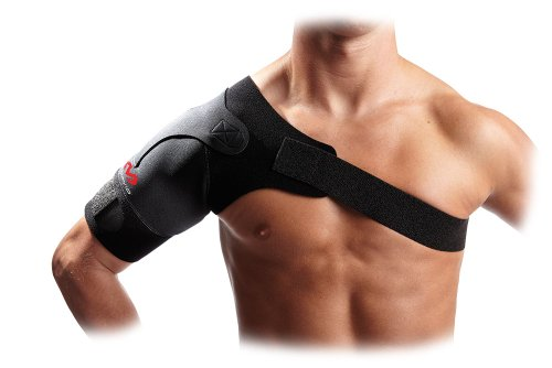 McDavid Shoulder Support Brace. Rotator Cuff Brace for Pain Relief, Rehab. Thermal Compression...