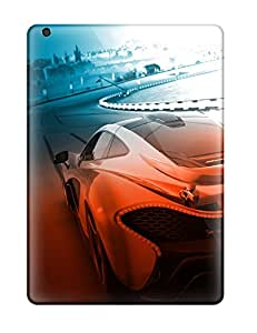 Tpu Shockproof/dirt-proof Forza 5 Cover Case For Ipad(air)
