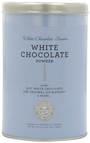 (The Coffee Bean & Tea Leaf White Chocolate Powder, 22-Ounce Containers (Pack of 3))