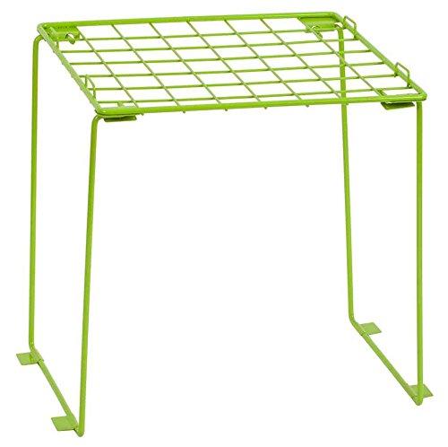 Stackable Locker Shelf, Green (Stackable Lockers)