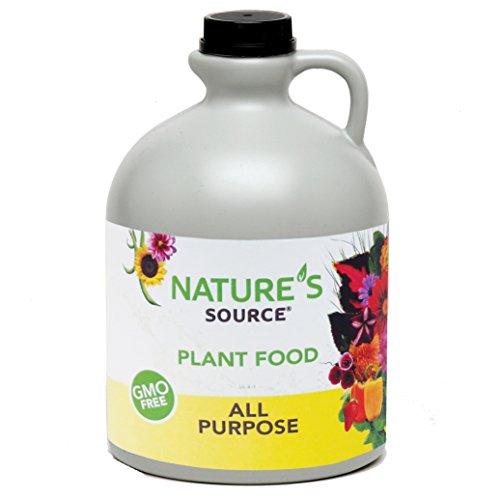 - Nature's Source 7520-US 10-4-3 Plant Food , 64 oz
