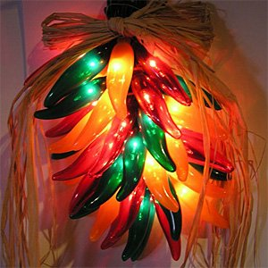 hanging chili pepper lights - 6