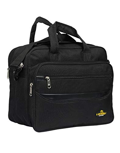 Husamsons Laptop 15 inch High Durable Office/Messenger Bags Laptop Bag for Men and Women