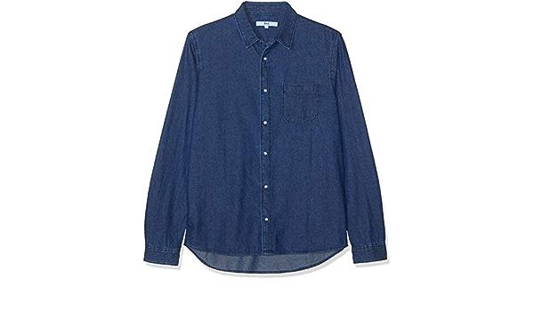 find. Camisa Vaquera para Hombre: Amazon.es: Ropa y accesorios
