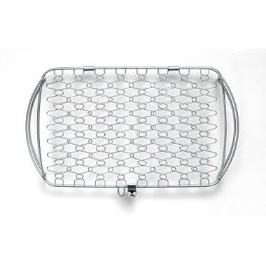 Weber 6471 Original Stainless Steel Fish Basket, Large