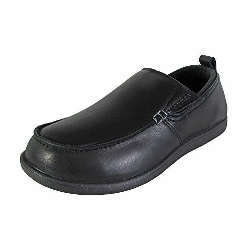 (Crocs Men's 12935 Tummler Work Shoe,Black/Black,8 M US)