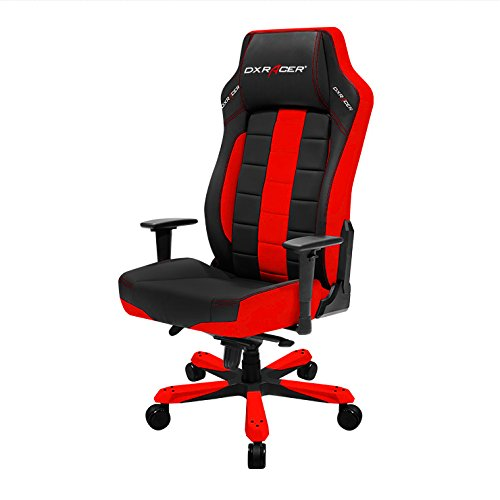 DXRacer OH/CE120/NR Black & Red Classic Series Gaming