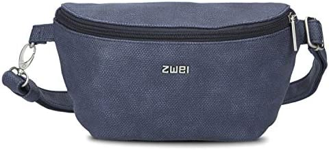 zwei Mademoiselle MH4 Hip Bag Gürteltasche 25 cm Canvas-Blue