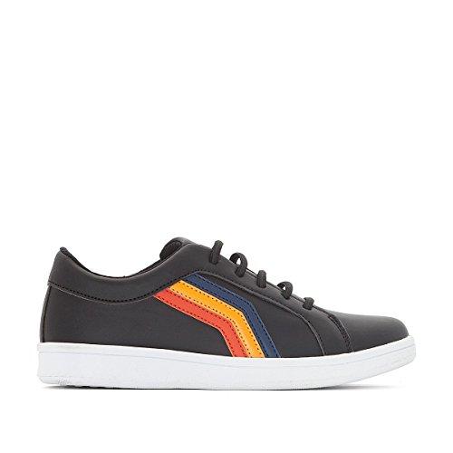 La Redoute Collections Jungen Sneakers Quotregenbogenquot Gr. 2640 26