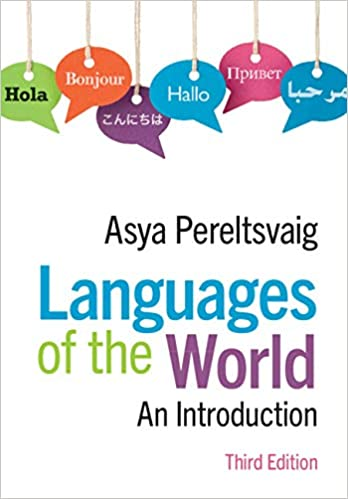 Languages of the World: An Introduction, 3rd Edition - Original PDF