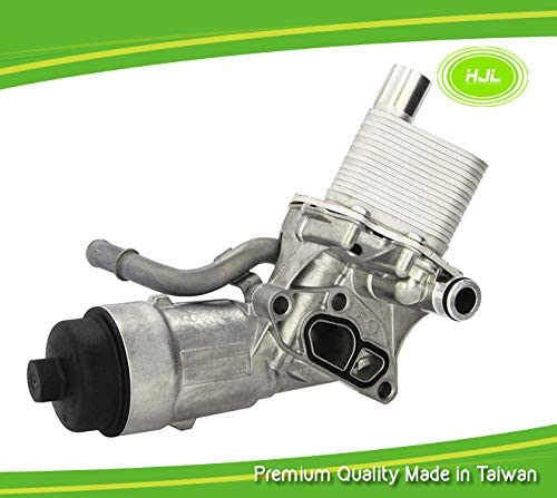 Oil Cooler Housing Assembly For Chevrolet Chevy Trax Cruze Sonic Buick Encore