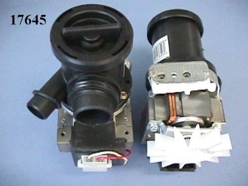 Whirlpool - Bomba de vaciado para lavadora Whirlpool T12 + ...