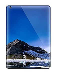 New Arrival UWJ423dxSA Premium Ipad Air Cases(ice Flow)