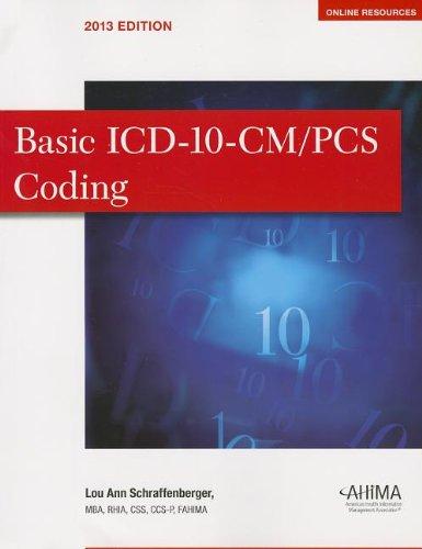 Basic ICD-10-CM/PCS Coding