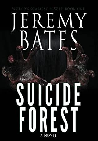 book cover of Suicide Forest