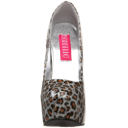 Teeze Cheetah Pat 5 aveva Bordello 38 Uk 37 Slv dxRzwdT1q