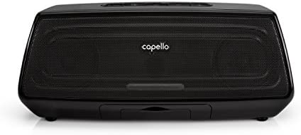 Capello Compact Wireless Speaker - Black CB351