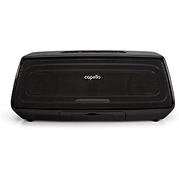 Capello Compact Wireless Speaker - Black (CB351)