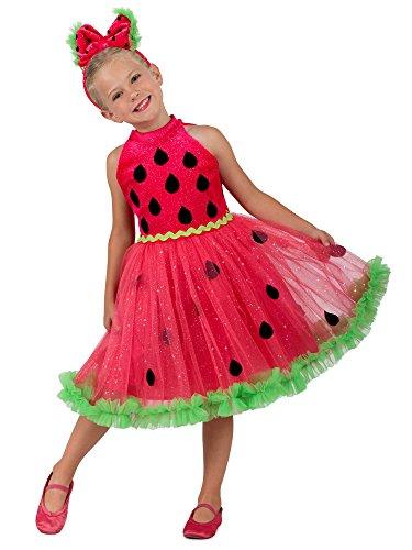 Princess Paradise Watermelon Miss Child's Costume, Medium]()