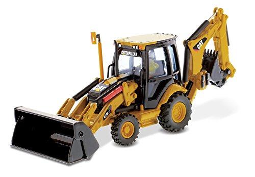 - Caterpillar 420E IT Backhoe Loader Core Classics Series Vehicle