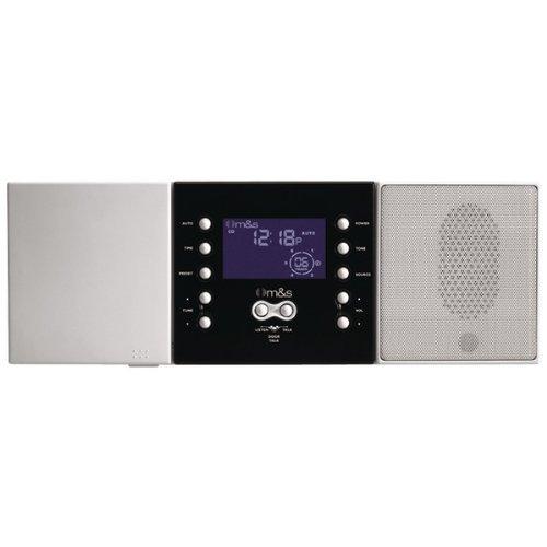 Communication System Master Unit - M&S SYSTEMS DMC3-4 3- or 4-Wire Retrofit Music/Communication System Master Unit (White)