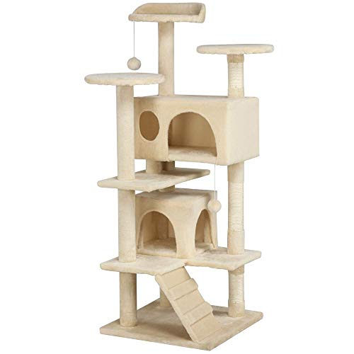 extra large cat towers and condos - 6