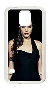 Karipa:Angelina Jolie case,Angelina Joliecase for Samsung Galaxy S5 I9600.