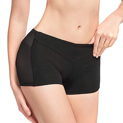 FOUMECH Women's Sexy Butt Lifter Panties Seamless Enhancer Underwear Girdle Booty Shapewear Body Shaper Tummy Control